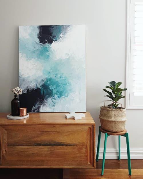 Sea Spray | Paintings by Jessica Swan