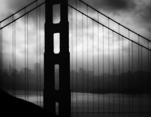 City Fog   Photography by Daniel