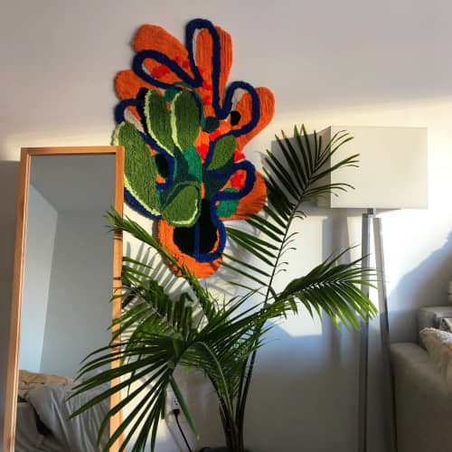 California cactus | Interior Design by MUJER WOO