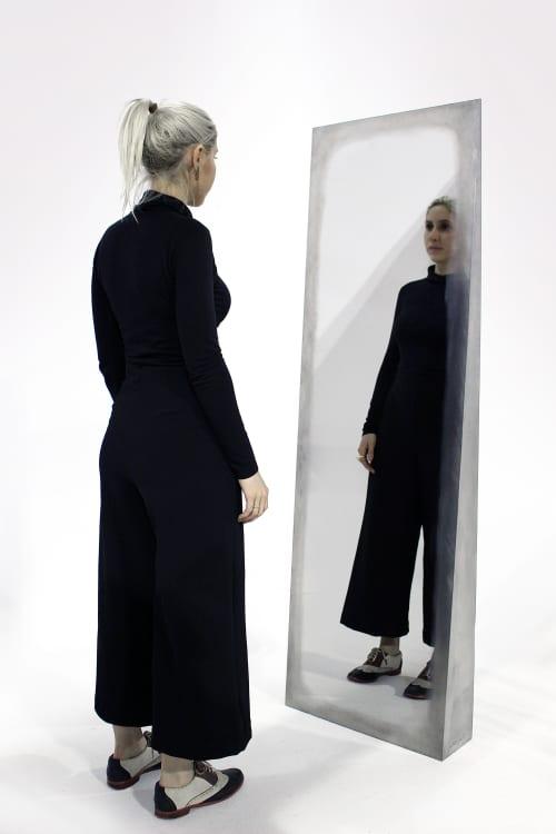Furniture by Gustavo Martini seen at Milan, Milan - Fractious Mirror