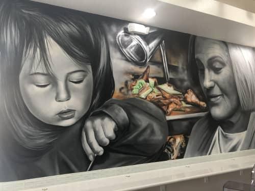 GENERATIONS | Murals by XOLAKA