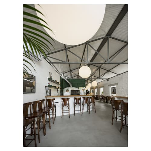 Architecture by COA Arquitetos Associados - Marias e Clarices BeerPizza