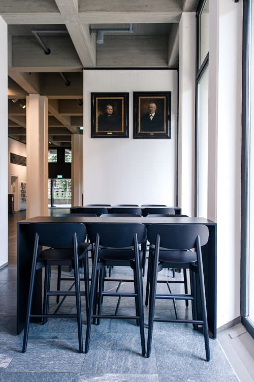 Fizz Barstool | Chairs by Bedont | Clemens Sels Museum in Neuss