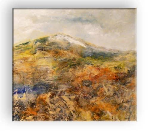 Paintings by Barfoot Fine Arts at Malvern Hills, Malvern - Malvern HIlss