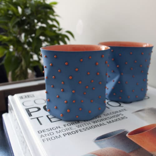 Barcelona Cup | Cups by The Selsius Fine Porcelain Tableware