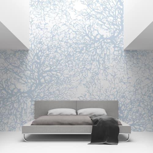 Wallpaper by Jill Malek Wallpaper - Gorgonian | Ocean