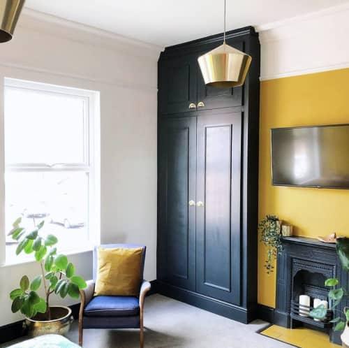 Brass Ceiling Light | Lighting Design by houseof