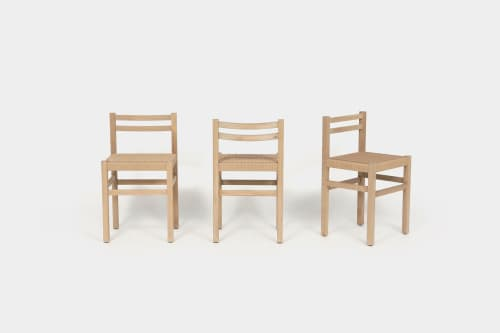 Chairs by ARTLESS seen at 1030 Torrey Pines Rd, San Diego - Himitsu Chair
