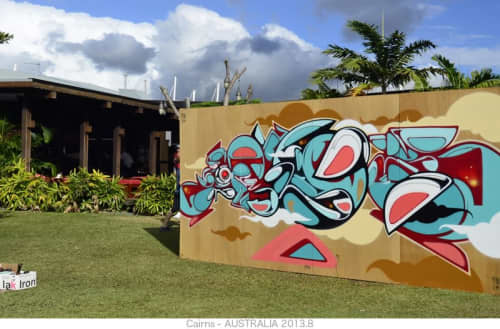 Murals by SUIKO - Mural