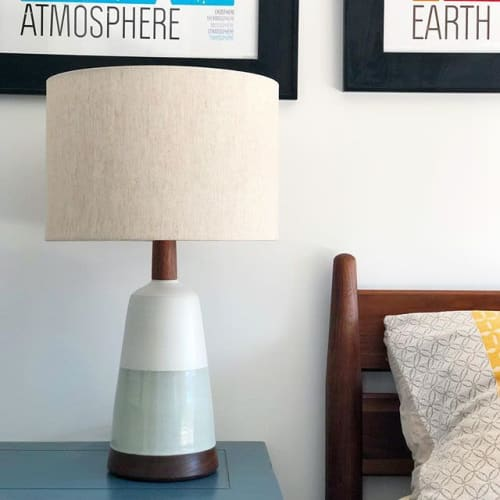 The Way Home Lamp | Lamps by Fenway Clayworks | The Way Home in Carbondale