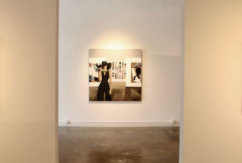 In All I Do | Paintings by Kelsey Irvin | Craighead Green Gallery in Dallas