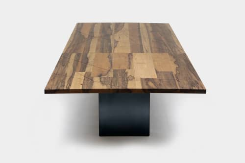 Tables by ARTLESS seen at 1041 N Formosa Ave, West Hollywood - T1 Table