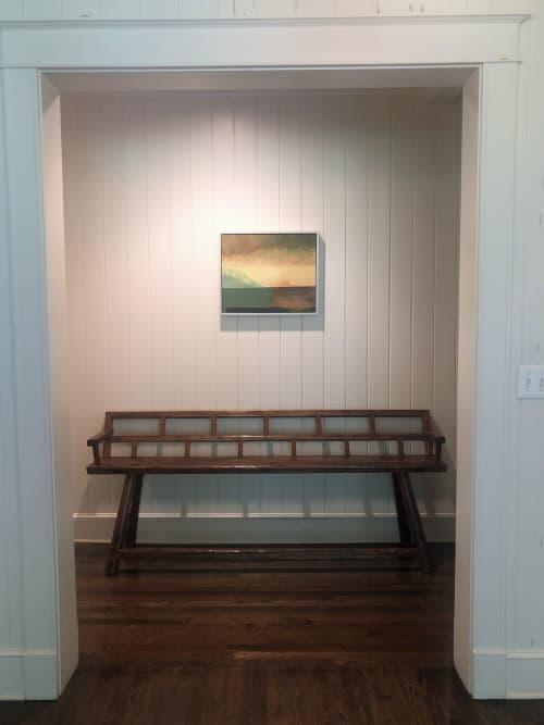 Green Fog | Paintings by Susan Maakestad