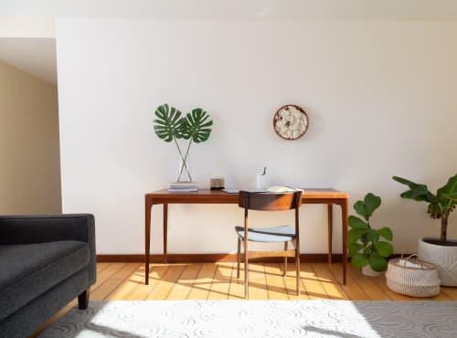 Ammi | Wall Hangings by Keyaiira | leather + fiber