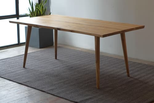 Kali Live Edge + Reef Dining Table | Tables by From the Source
