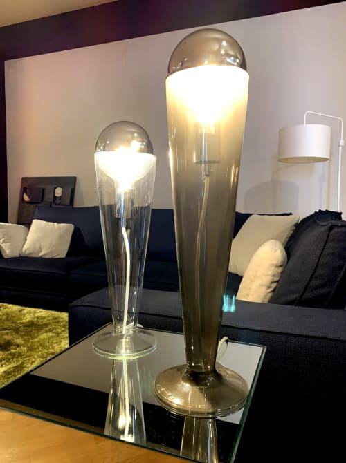 LAB 3 Table Lamp   Lamps by RUBERTELLI DESIGN