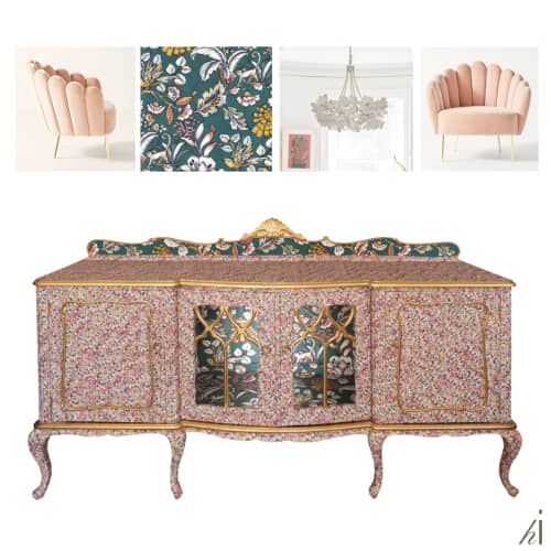 Furniture by Habitat Improver - Furniture Restyle and Applied Arts seen at Private Residence, Loulé - Dress to Impress