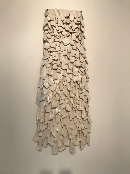 Falling   Art & Wall Decor by Sharon Hardy Ceramics