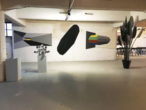 Soundscapes   Art & Wall Decor by Driessens & van den Baar WANDSCHAPPEN   Object Rotterdam in Rotterdam