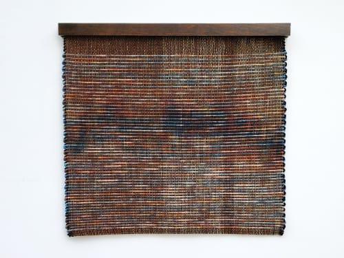 Aurora | Wall Hangings by Jessie Bloom