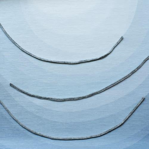 Wallpaper by Jill Malek Wallpaper - Melt | Dimensional Felt