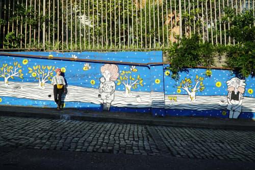 Niko x Masholand 2020   Street Murals by Masholand