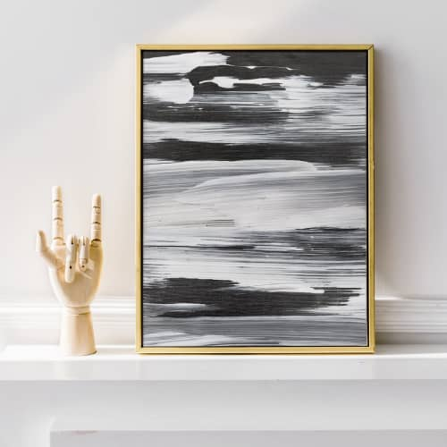 Velocity - Canvas Print   Paintings by Julia Contacessi Fine Art