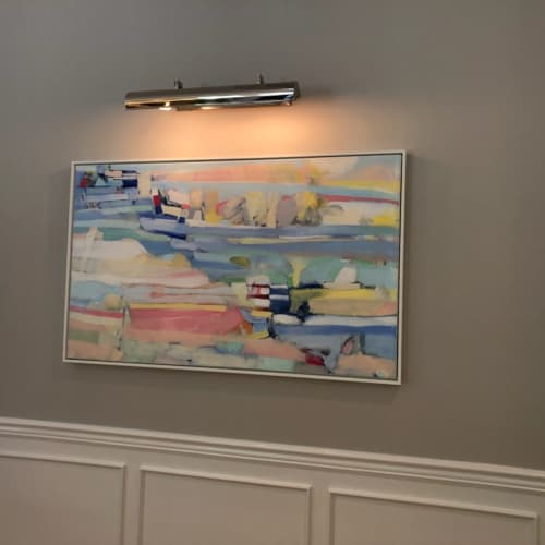 Paintings by Elizabeth Nagle - Longest Days