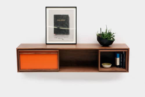 Furniture by ARTLESS seen at Private Residence, Los Angeles - Wall Units