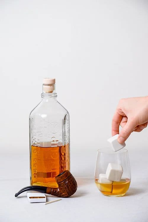 Tableware by Stone + Sparrow - Whisky Cubes