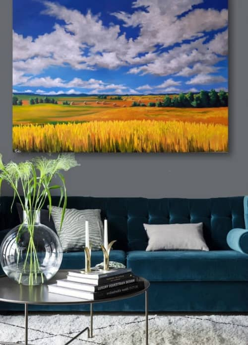 """""""Big as life"""" SOLD 