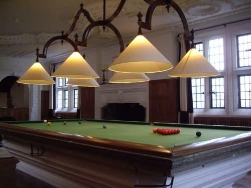 Billiard Light | Lighting by Lutyens Furniture & Lighting