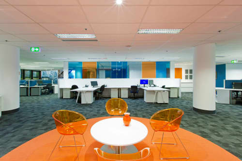Interior Design by KOEDAM  DESIGN seen at Chatswood, Chatswood - Ground Floor Engineering Company 1 - Office Fitout
