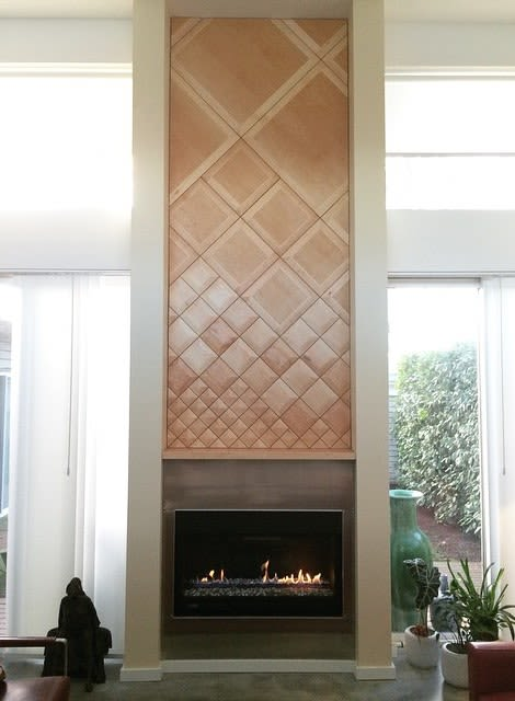 Woodwal | Wall Treatments by Trey Jones Studio