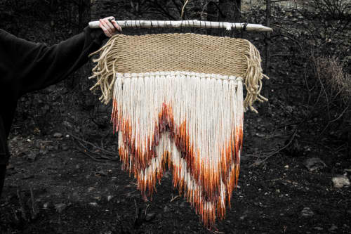 Fever | Wall Hangings by The Northern Craft