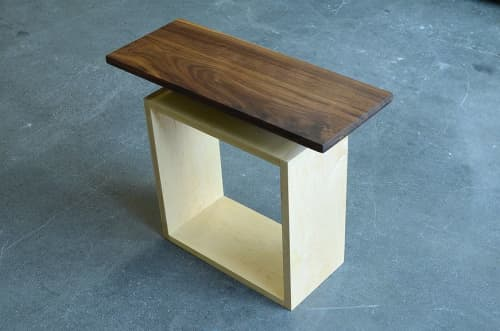 Levitating Side Table | Tables by THE IRON ROOTS DESIGNS