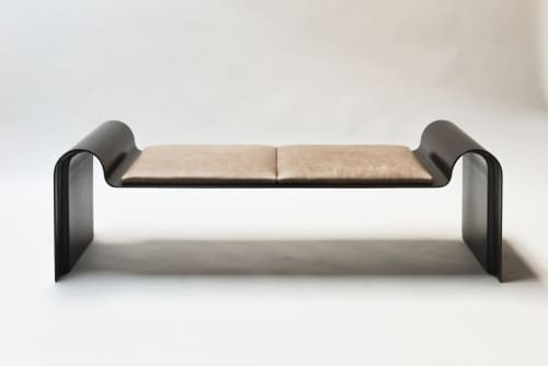 Monarch Bench | Benches & Ottomans by Asa Pingree
