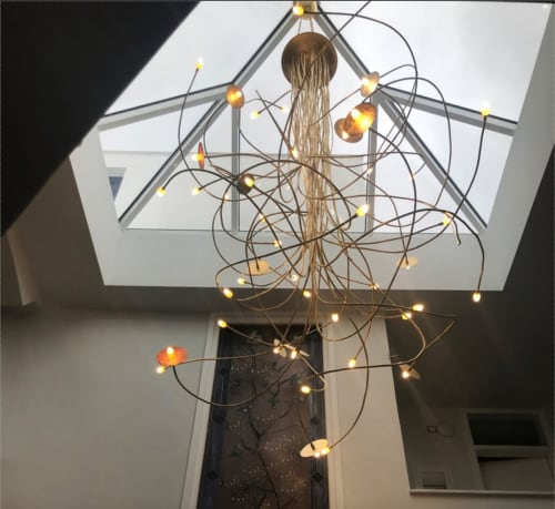 """Medusa"" (Special Request) | Pendants by Fragiskos Bitros"