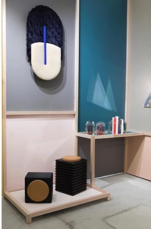 Ridge Stool | Chairs by Trey Jones Studio | New York in New York