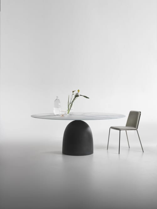 Tables by Bartoli Design seen at Private Residence - Janeiro