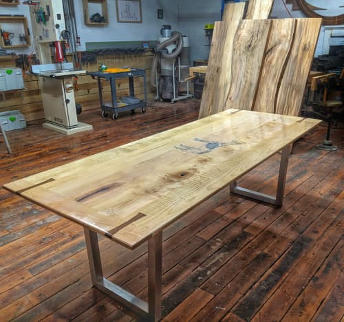 Kentucky Elemental | Tables by Ney Custom Tables : Design and Fabrication