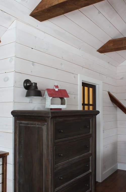 Sconces by Barn Light Electric - Bowie Wall Sconce