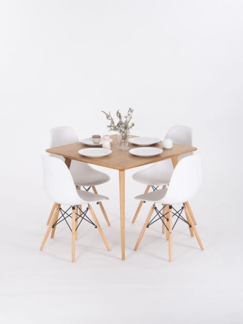 Small dining table, extending dining table for small space | Tables by Mo Woodwork
