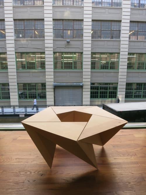 El Cangrejito Pentagonal Coffee Table   Tables by Makingworks