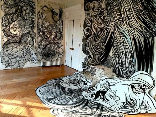 convolution   Art Curation by Paul Santoleri