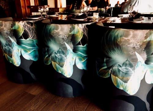 Chair Orchid   Chairs by Kahori Maki