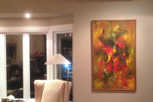 South Wind | Paintings by Candace Wilson Art Studio