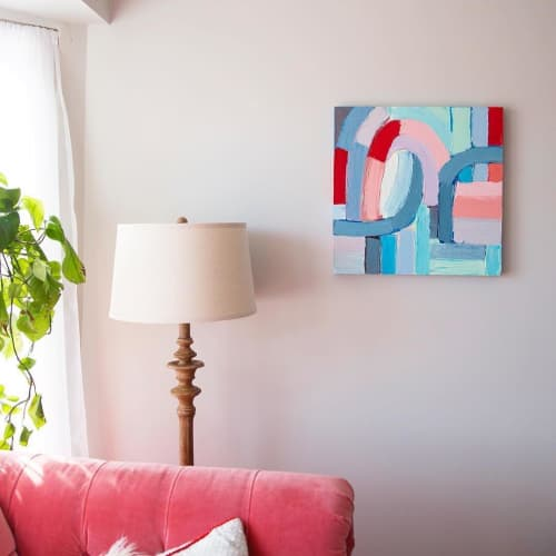 Paintings by Ann Marie Coolick Fine Art - Love No. 4