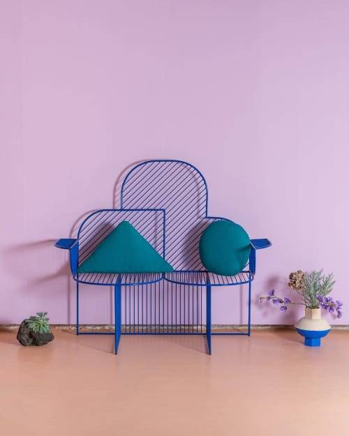 Cloud Bench | Benches & Ottomans by Bend Goods