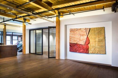 Art Curation by NINE dot ARTS at Gates Family Foundation, Denver - Art Curation